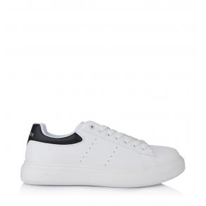 Sneakers TRUSSARDI 77A00340 Λευκό με Μπλε