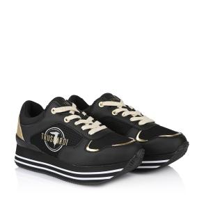 Sneakers TRUSSARDI 79A00677 Μαύρο
