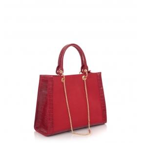 Τσάντα LE PANDORINE AI19DCR02449 Κόκκινο