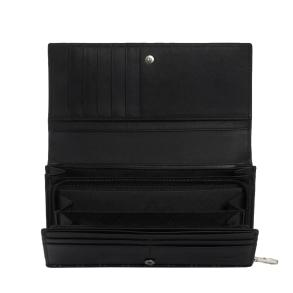 Πορτοφόλι ALVIERO MARTINI 1A CLASSE Monogram CMW066 Μαύρο