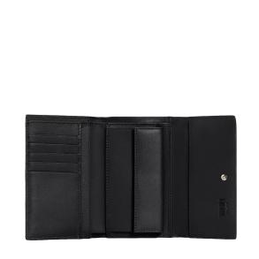 Πορτοφόλι ALVIERO MARTINI 1A CLASSE Monogram CMW070 Μαύρο