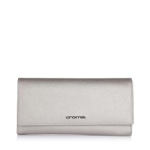 Πορτοφόλι Cromia CR2680630 Ασημί
