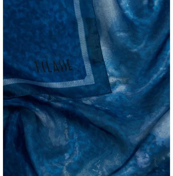 Φουλάρι ALVIERO MARTINI 1A CLASSE K3270 GAUL Μπλε