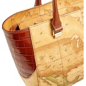 Τσάντα ALVIERO MARTINI 1A CLASSE LGP29 Καφέ