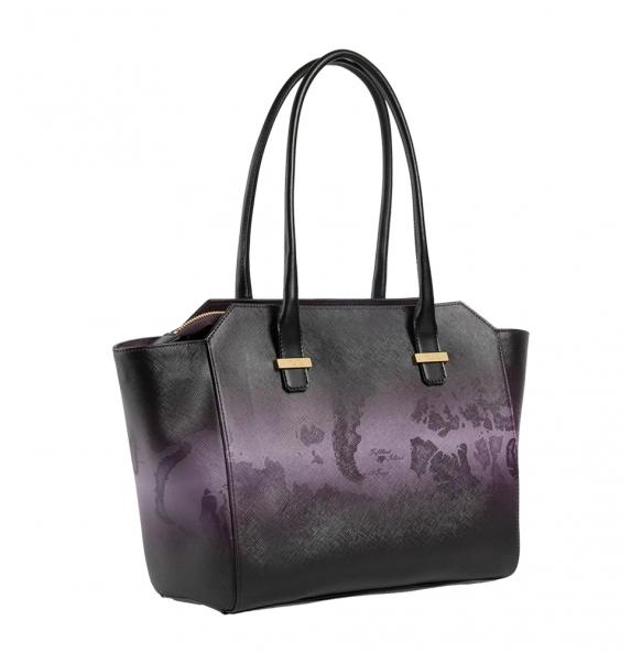 Τσάντα ALVIERO MARTINI 1A CLASSE LGP35 Μωβ