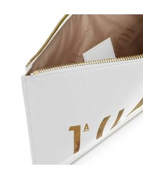 Τσάντα ALVIERO MARTINI 1A CLASSE LMPH66 Λευκό