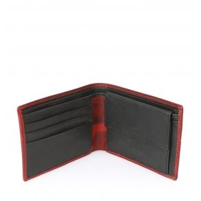 Πορτοφόλι NATIONAL GEOGRAPHIC N126501 Κόκκινο
