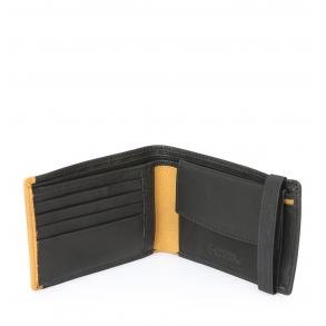 Πορτοφόλι NATIONAL GEOGRAPHIC N149503 Μαύρο