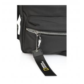 Τσάντα ταχυδρόμου NATIONAL GEOGRAPHIC N16184 Μαύρο