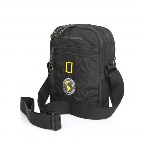 Τσάντα NATIONAL GEOGRAPHIC N16985 Μαύρο