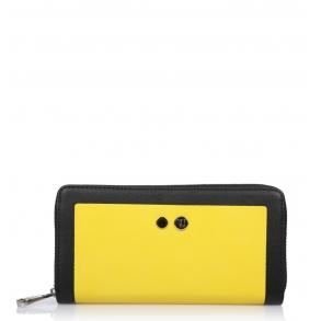 Πορτοφόλι TRUSSARDI JEANS 75W0138 Κίτρινο