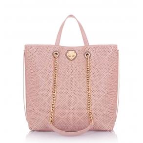 Τσάντα LE PANDORINE PE20DBO02520 Ροζ