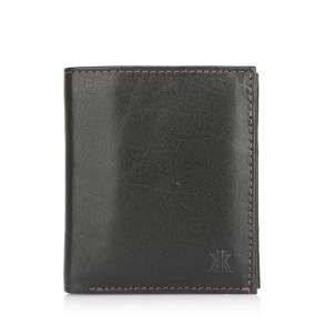 Δερμάτινο πορτοφόλι KAPPA 1191A Μαύρο