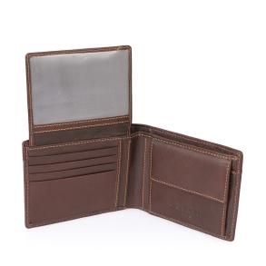 Πορτοφόλι KAPPA 4131 Καφέ