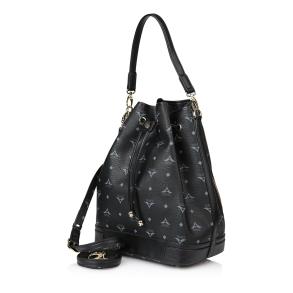 Τσάντα La Tour Eiffel N36 10075L Μαύρο
