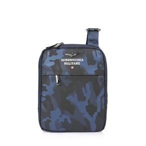 Τσάντα AERONAUTICA MILITARE AM361 Μπλε