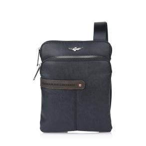 Τσάντα AERONAUTICA MILITARE AM390 Μπλε