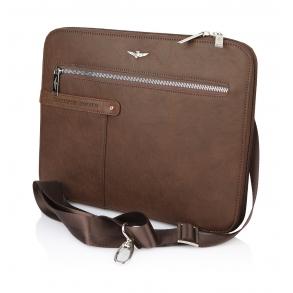 Τσάντα AERONAUTICA MILITARE AM394 Καφέ