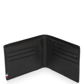 Πορτοφόλι AERONAUTICA MILITARE AM104 Μαύρο
