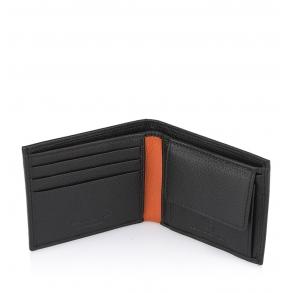 Πορτοφόλι AERONAUTICA MILITARE AM150 Μαύρο