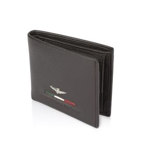 Πορτοφόλι AERONAUTICA MILITARE AM150 Καφέ
