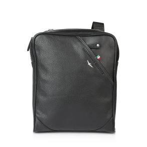 Τσάντα AERONAUTICA MILITARE AM311 Μαύρο
