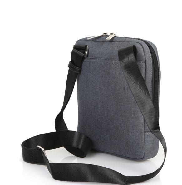 Τσάντα AERONAUTICA MILITARE AM-320 Γκρι