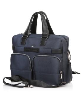 Τσάντα AERONAUTICA MILITARE 322 Μπλε