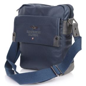 Τσάντα AERONAUTICA MILITARE 332 Μπλε
