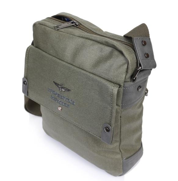 Τσάντα AERONAUTICA MILITARE 332 Χακί