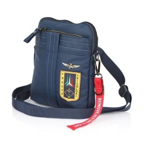 Τσάντα AERONAUTICA MILITARE AM340 Μπλε