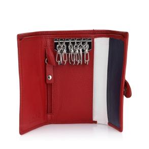 Κλειδοθήκη BEVERLY HILLS POLO CLUB BH1355 Κόκκινο