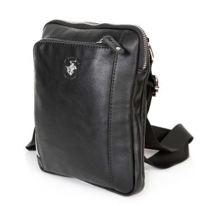 Τσάντα χιαστί POLO BH1180 Μαύρο