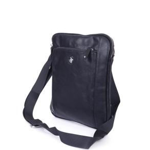 Τσάντα χιαστί POLO BH1181 Μαύρο