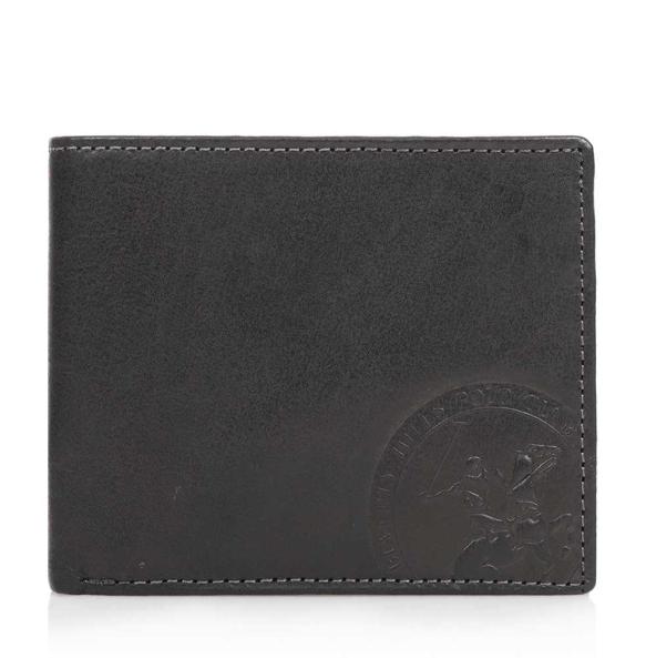 Πορτοφόλι POLO BH 1194 Μαύρο