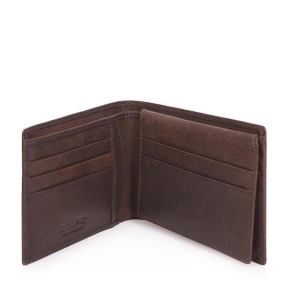 Πορτοφόλι POLO BH 1194 Καφέ