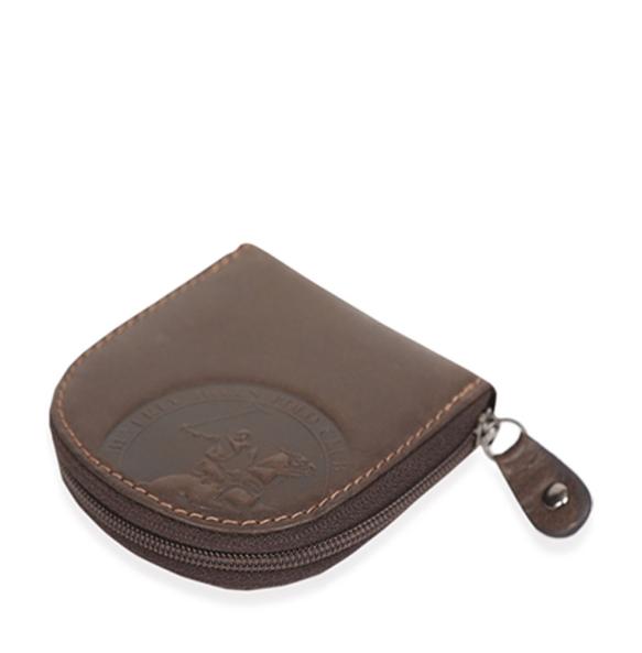 Πορτοφόλι Κερμάτων POLO BH 1199 Καφέ