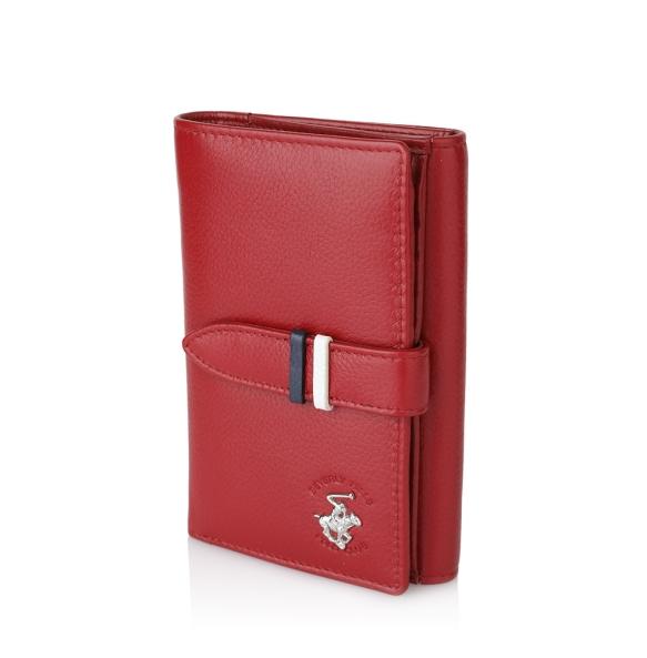 Πορτοφόλι POLO BH1351 Κόκκινο