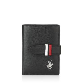Πορτοφόλι POLO BH1354 Μαύρο