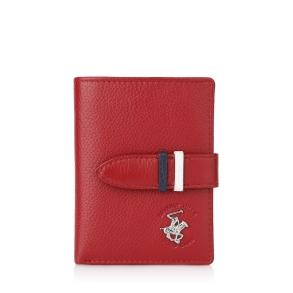Πορτοφόλι POLO BH1354 Κόκκινο