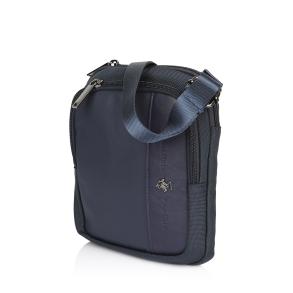 Τσάντα BEVERLY HILLS POLO CLUB BH-1370 Μπλε