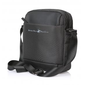 Τσάντα χιαστί POLO BH1391 Μαύρο