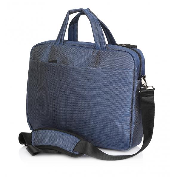 Τσάντα BEVERLY HILLS POLO CLUB BH-1392 Μπλε