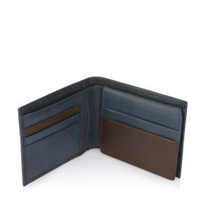 Πορτοφόλι BEVERLY HILLS POLO CLUB BH-1542 Μπλε