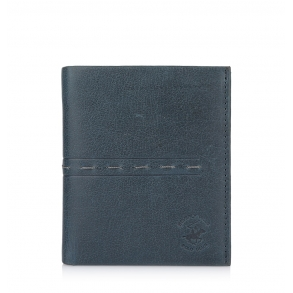 Πορτοφόλι BEVERLY HILLS POLO CLUB BH-1544 Μπλε
