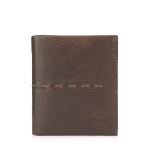 Πορτοφόλι BEVERLY HILLS POLO CLUB BH-1544 Καφέ