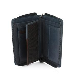 Πορτοφόλι BEVERLY HILLS POLO CLUB BH-1545 Μπλε