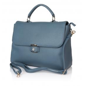 Τσάντα BEVERLY HILLS POLO CLUB BH-2111 Μπλε