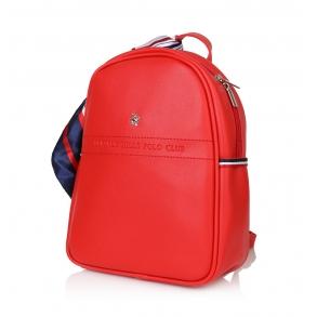 Σακίδιο BEVERLY HILLS POLO CLUB BH-2133 Κόκκινο