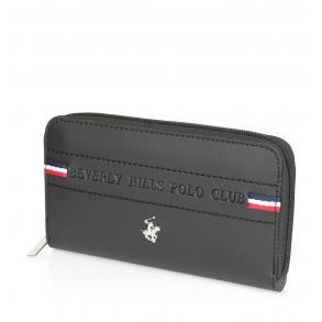 Πορτοφόλι BEVERLY HILLS POLO CLUB BH-2138 Μαύρο